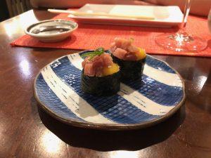 Gyoza: empanadillas japonesas de carne al estilo tradicional.