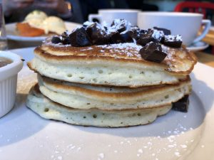 Pancakes/Tortitas