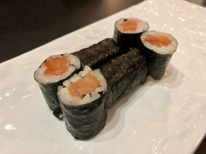 Makis Roll de Salmón