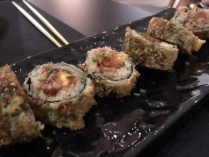 Futomaki Roll empanado estilo japonés